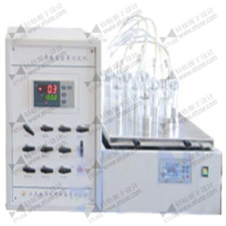 碳酸盐含量测定仪